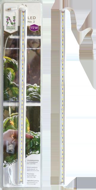 Växtbelysning LED No.2 60cm 15W
