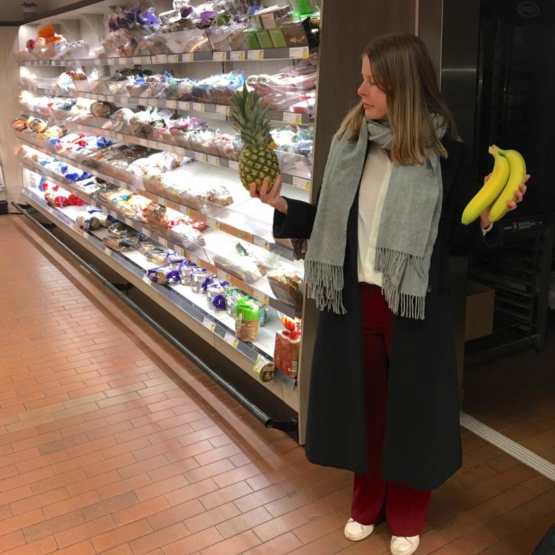 Pyjamas - i bananer