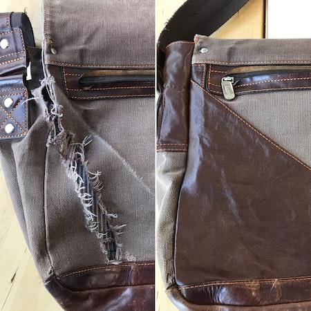 Laga väska/ryggsäck