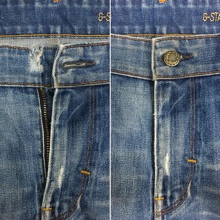 Laga Nudie jeans