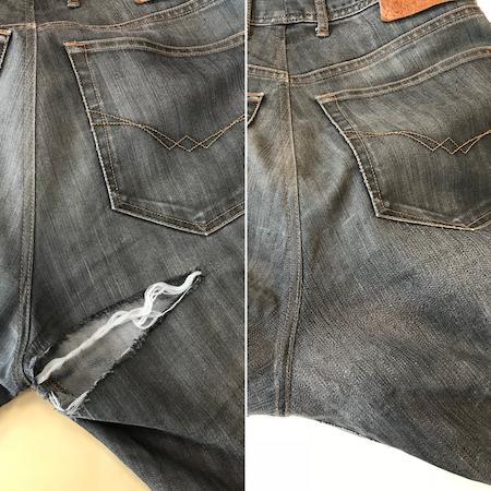 Laga jeans Gävle