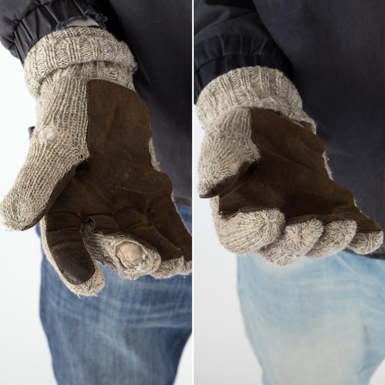 Laga handskar & vantar