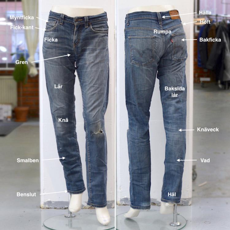 Laga byxor & shorts