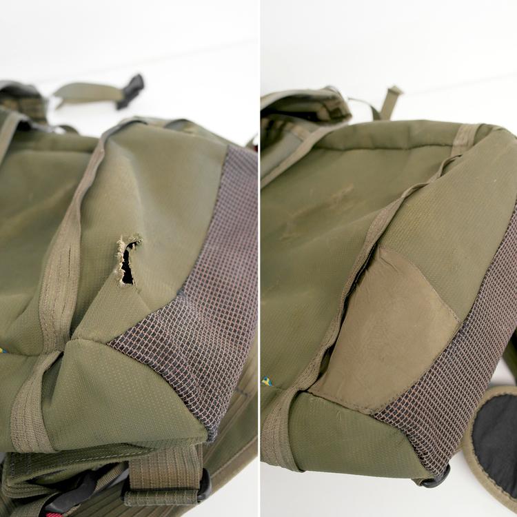 Laga ryggsäckar & axelväskor
