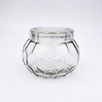Honungsburk - lockburk, plastlock
