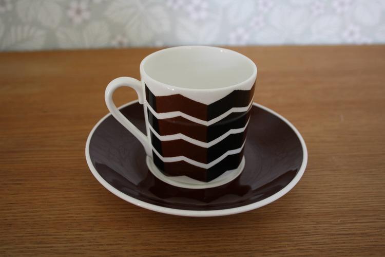 Kaffekopp Viggen - S Lindberg/ M Hennix, Gustavsberg