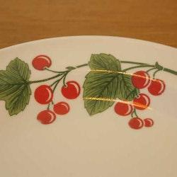 Rörstrand assietter - blodgivare