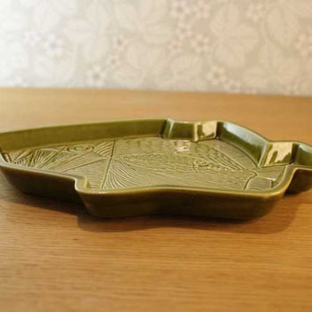 Fiskfat - Poole pottery