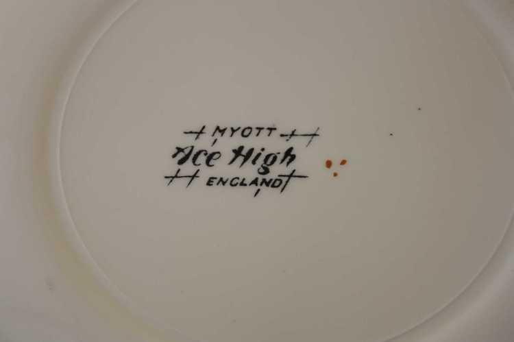 Fat - Myott Ace High England