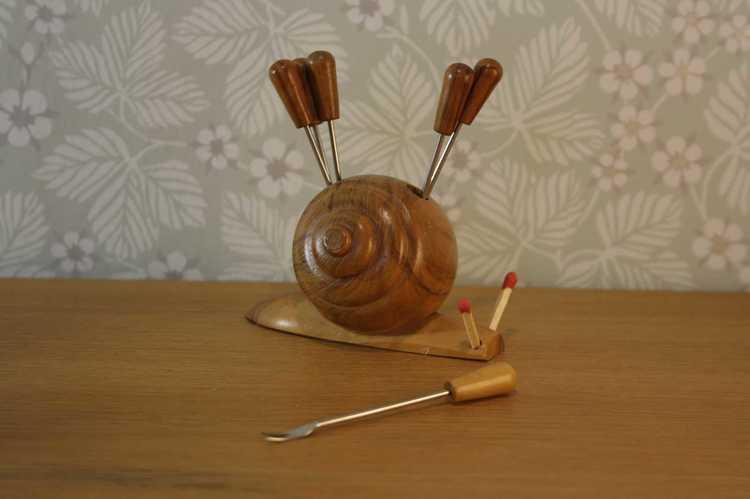 Snigel - cocktailgafflar