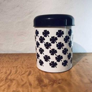 Förvaringsburkar brun klöver - ANM Design