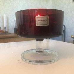 Ljuslykta, desertskål eller glas - Luminarc, France