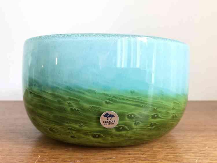 Glasskål - Ekenäs