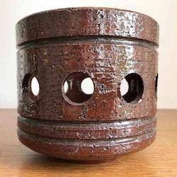 Ytterfoder / ljuskykta, brun - Steninge