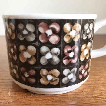 Kaffekopp - Mantilj, Arthur Percy, Gefle
