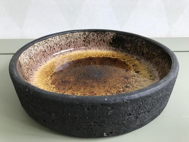 Stor keramikskål