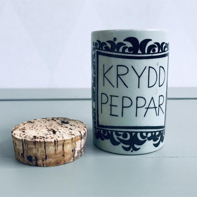 Kryddburkar - Kulinar, Marianne Westman, Rörstrand
