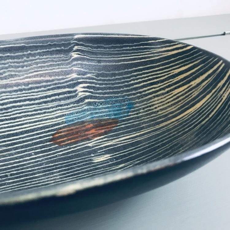 50talsskål i keramik - Tyskland