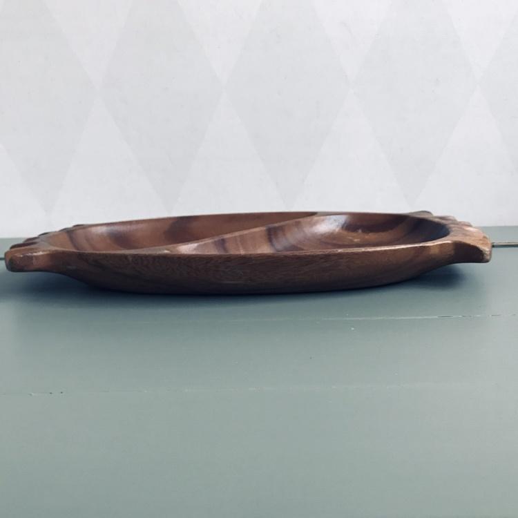 Träfat/ träskål