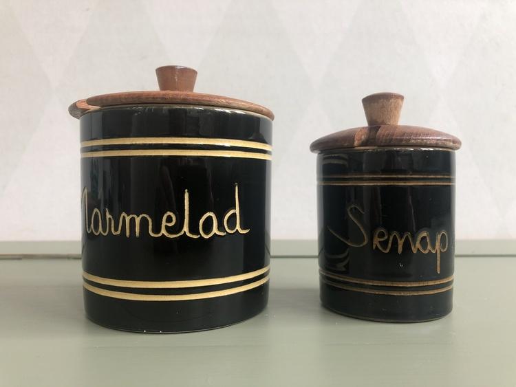 Marmelad och senap - Töreboda
