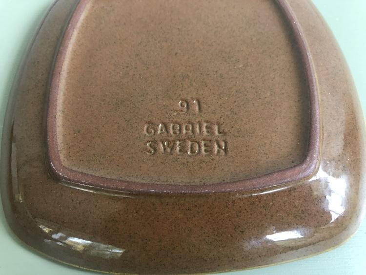 Assietter - Gabriel keramik