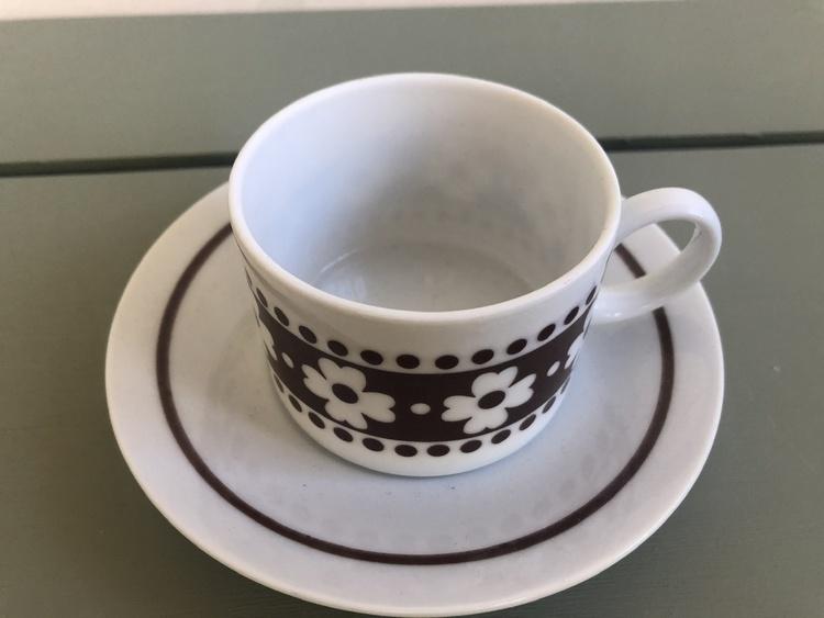 Kaffekopp - 70-tal