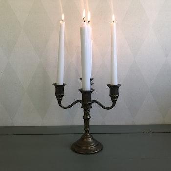 Kandelaber - fem ljus - metall