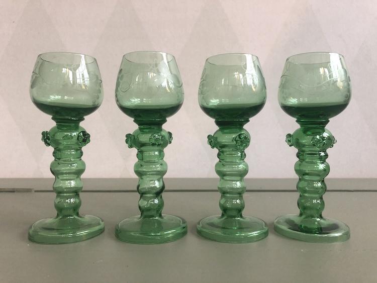 Remmare - snapsglas/ likörglas
