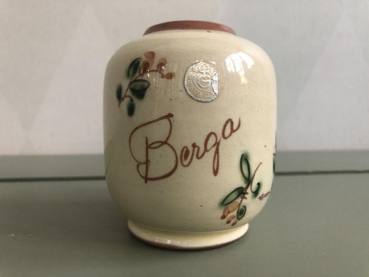 Vas - Berga, Gabriel keramik
