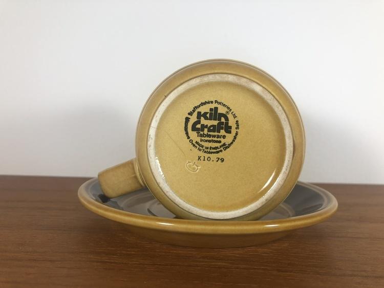 Kaffekoppar - Kiln craft, Staffordshire