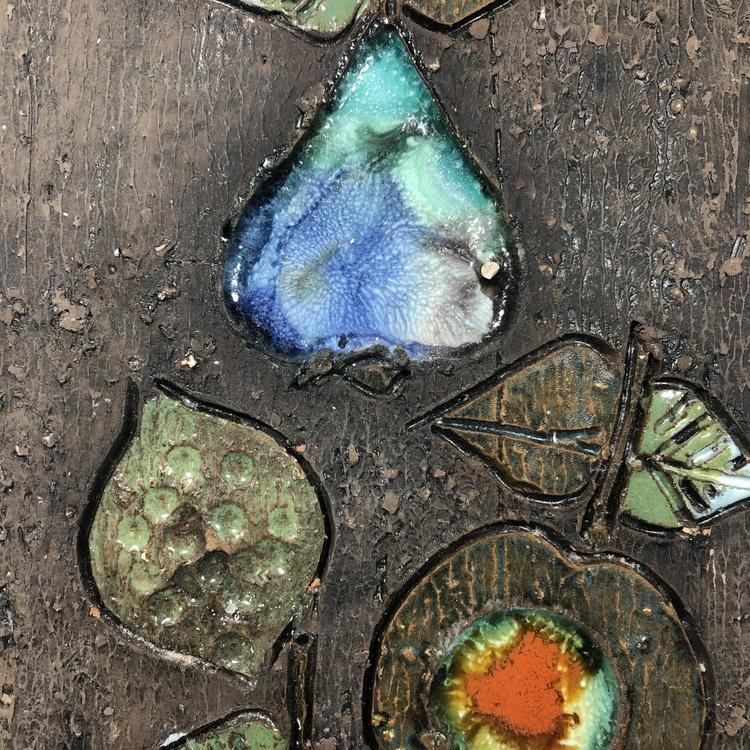 Keramiktavla - Tilgmans