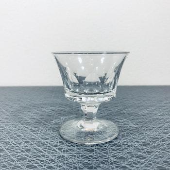Likörglas - Elme glasbruk (mindre)