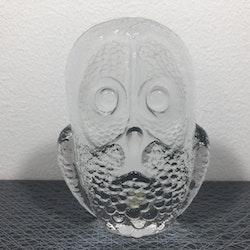Glasuggla - Kosta Boda kristall