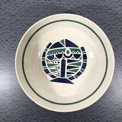 Skål, gräddvit (stor) - Hällinge Keramik