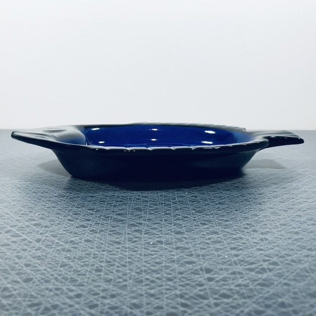 Fiskfat, indigo - Gabriel Keramik