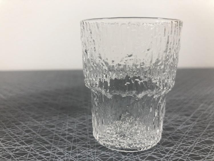 Iittala - Paadar snapsglas, Tapio Wirkkala