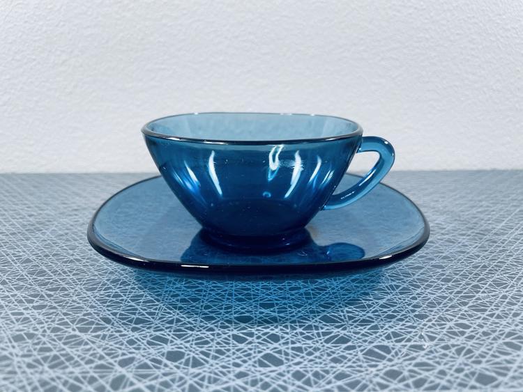 Kaffekopp, blå - Vereco