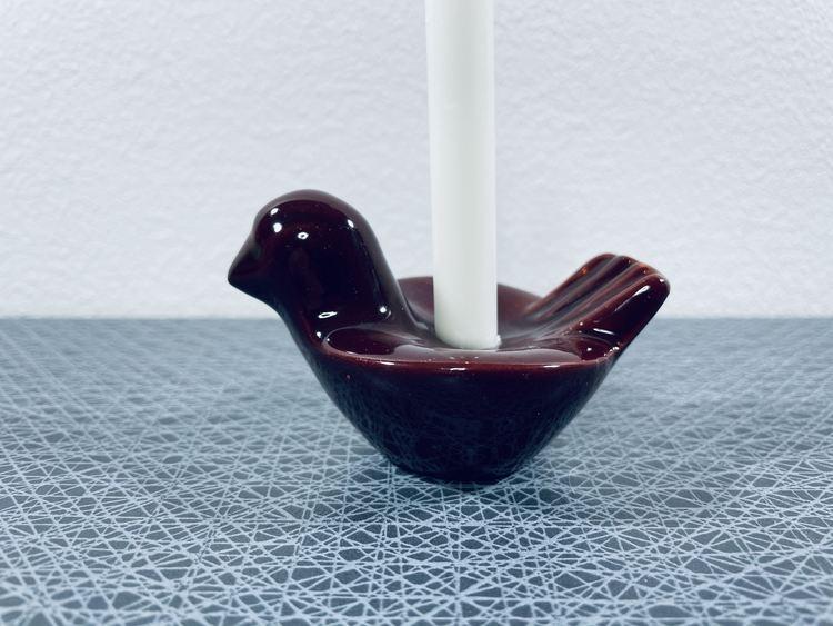 Ljusstake, Duva - Gabriel Keramik