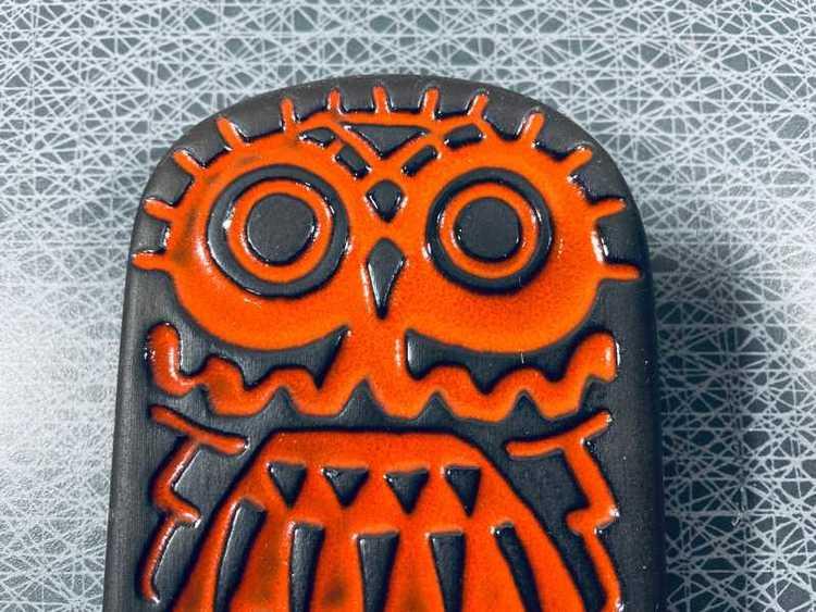 Keramiktavla, Uggla - Gabriel Keramik