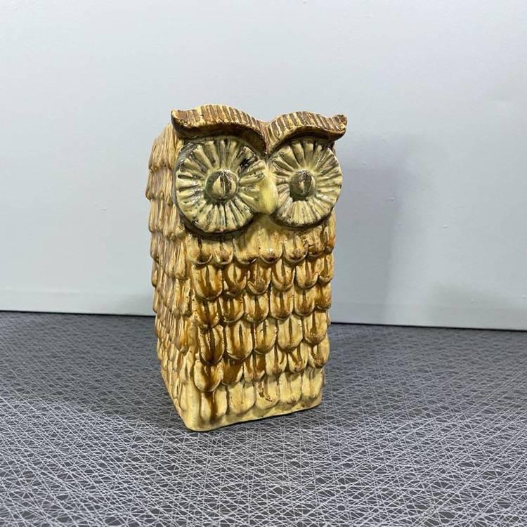 Uggla, keramik - EGO Keramik, William Fischer