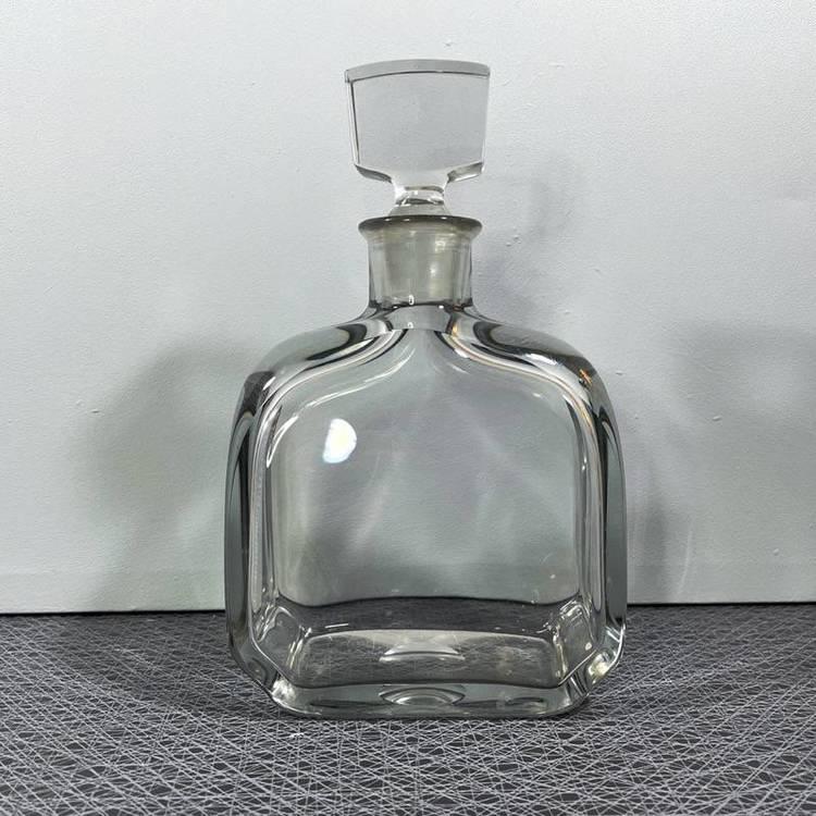 Whiskey-karaff, glas