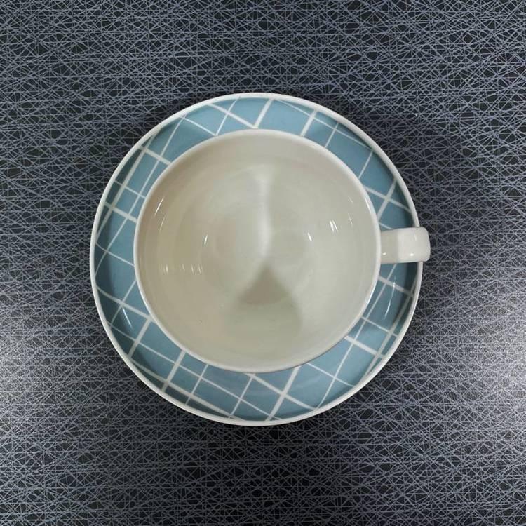 Kaffe- / tékopp, Ruth - Fältspatporslin