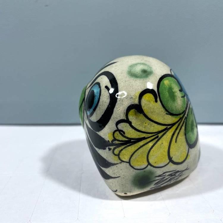Liten uggla, Keramik - Tornala Mexiko