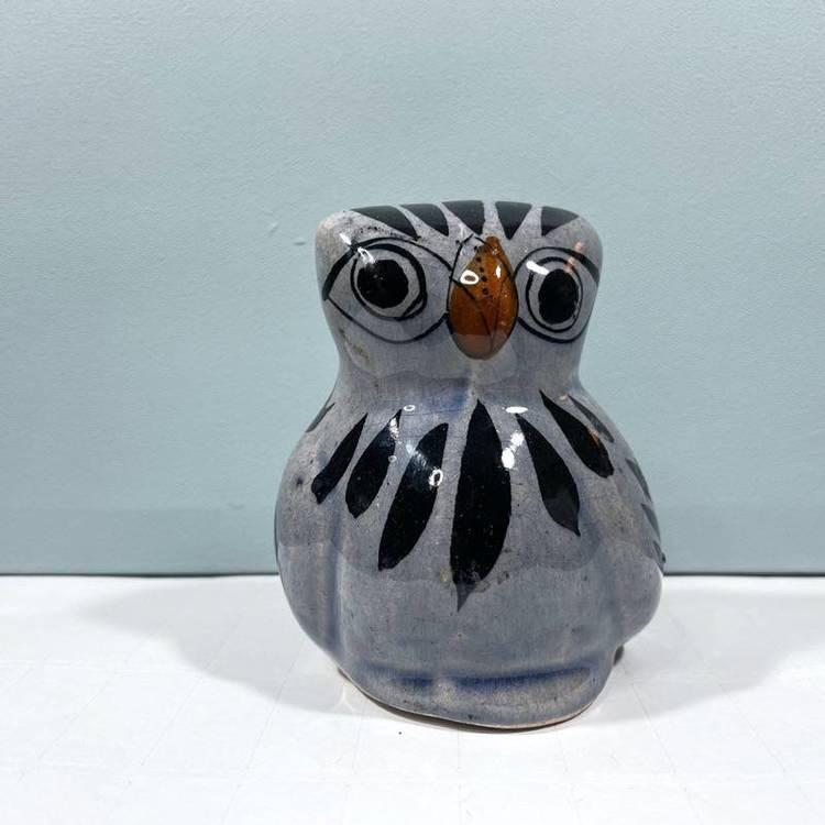 Uggla, keramik - Tornala Mexiko