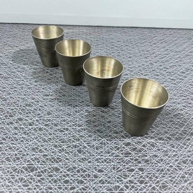 Snappsglas, tenn, 4cl - Scandia Tenn