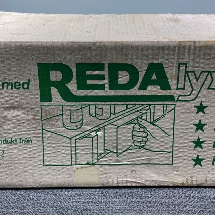 Reda Lyx - Ny Redahylla i originalkartong