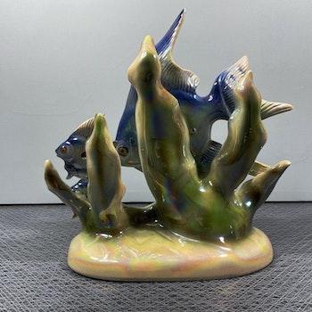 Staty med fiskar - Jema, Holland
