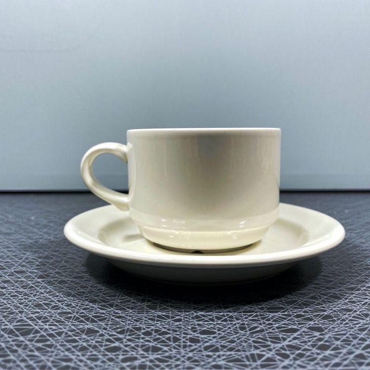 Vit kaffekopp - Forte, Arabia