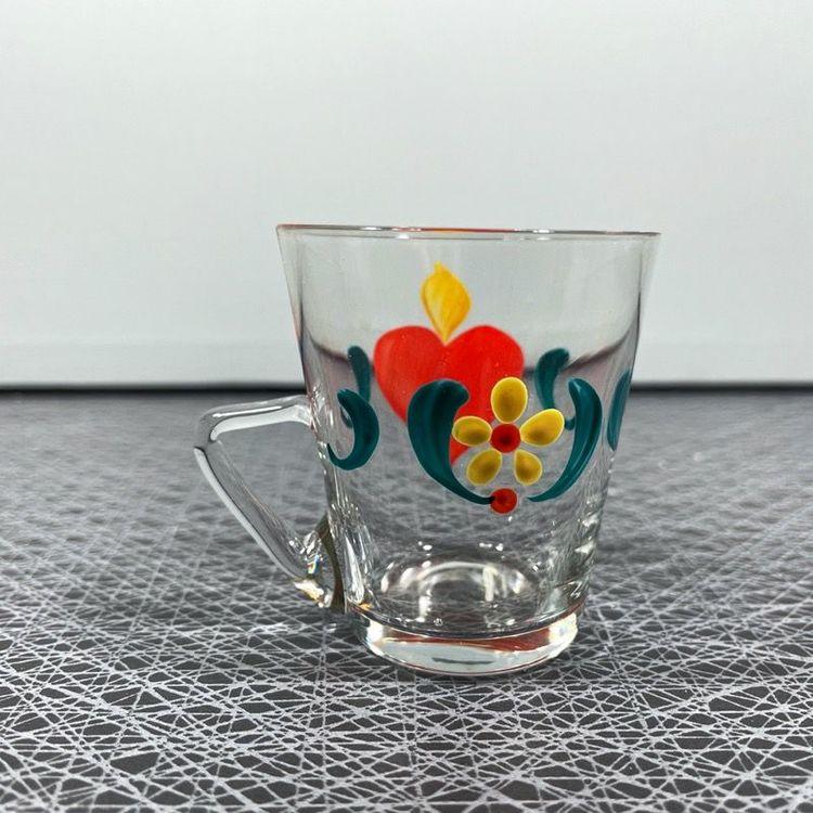 Dalakanna med 4 glas