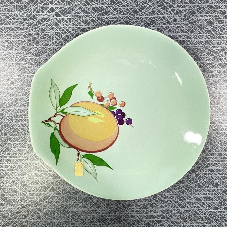 Assiette - Figgjo Flint, Norge äpple